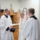 Blessing of St. Athanasius Chapel Hall photo album