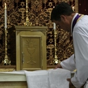 Stripping of the altar, Holy Thursday